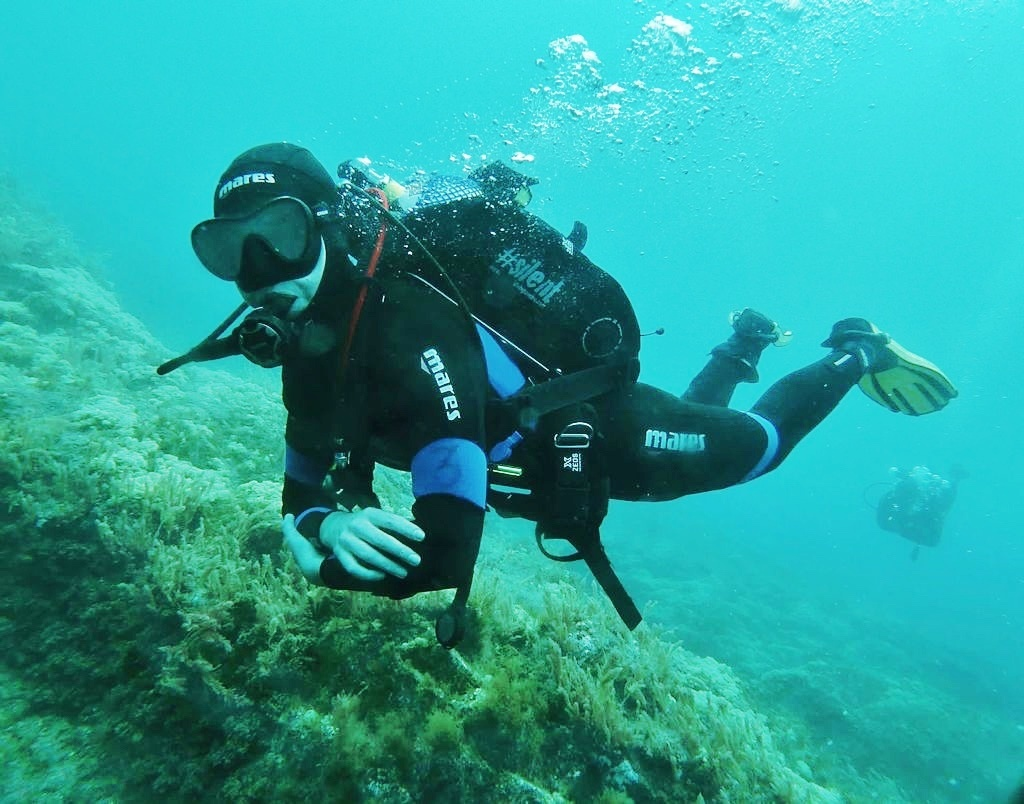 Learn to Dive in Pico Island