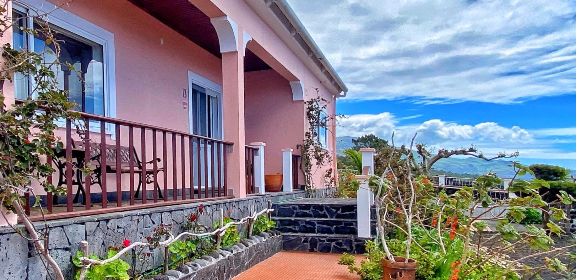 Miradouro Da Papalva Guest House Pico